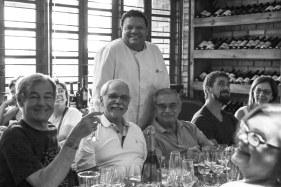 1) Luis Antonio Zanin e Leonardo schreiner e Paulo Mazeron com o Chef Jorge Nascimento@2016_PH_LenaraPetenuzzo-0029